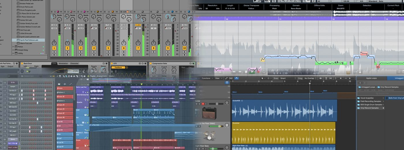 What DAW should I use to produce Electronic Dance Music